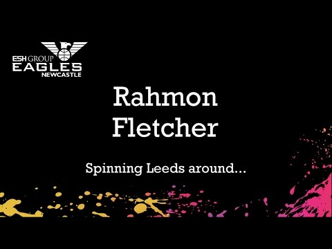 Rahmon Fletcher putting Leeds Force in a spin