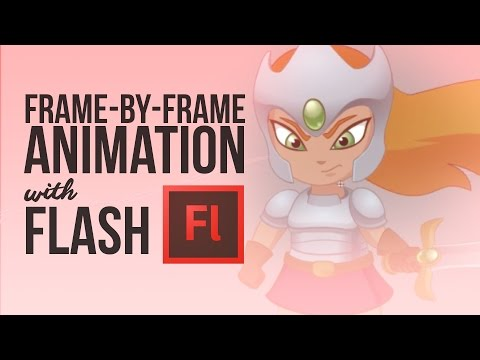 Frame-By-Frame Animation with Flash