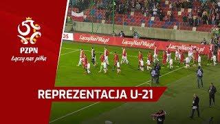 U-21: Skrót meczu Polska - Portugalia