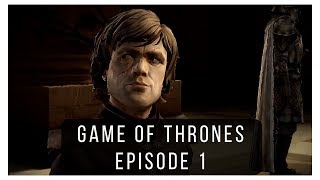 Game of Thrones | Episode 1 | LORD ETHAN THE THICC | Gameplay & Commentary LIVE