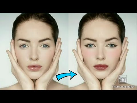 How to edit pic on you makeup photo editor app ~||edit your face by beauty  cam makeup filters|| ||~