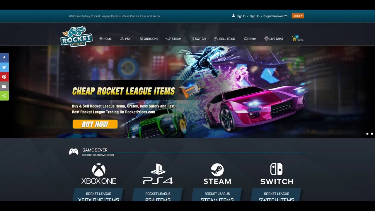 Buy Sell Rocket League Items On Rocketprices Com Fast And Safe Rocket League Trading Here
