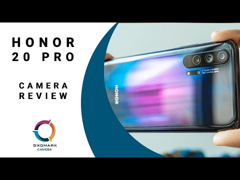 Honor 20 Pro Camera Quality Review