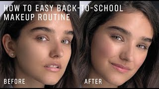 How To: Easy Back-To-School Makeup Routine | Bobbi Brown Cosmetics