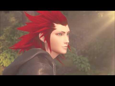 Kingdom Hearts: Akusai (Axel/Lea X Saix/Isa) Tribute Ft. Crescent Moon By: Charice