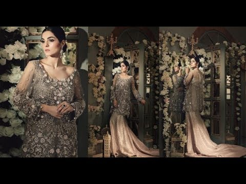 Maria B Bridal Formal Wear Collection 2018 Youtube