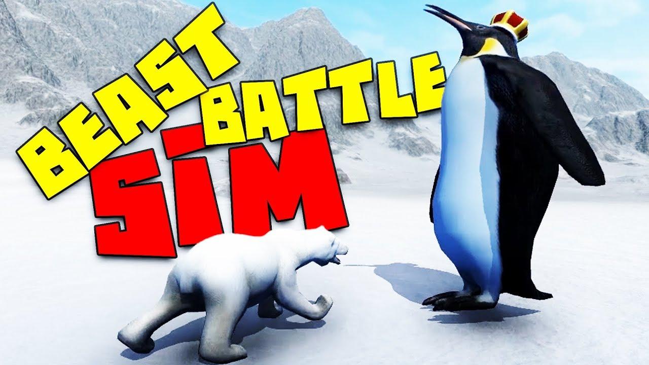 animal battle simulator