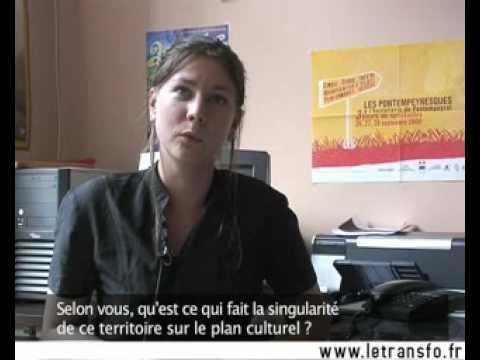 SEPAC - L'animation culturelle sur le Grand Clermont (Atelier 3, part2)