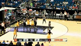 Game Recap: San Antonio Stars vs Tulsa Shock