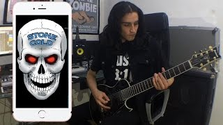 Apple iPhone Ringtone Cover - Metal Version (Featuring Stone Cold Steve Austin)