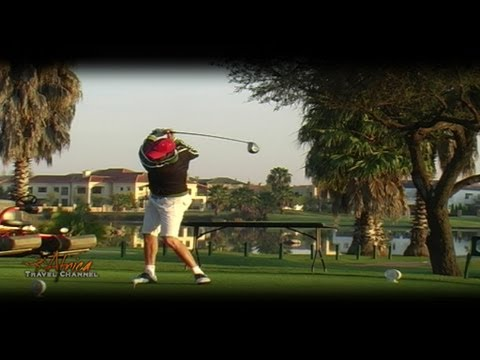 Silver Lakes Golf Estate and Golf Course Pretoria South Africa - Visit Africa Travel Channel