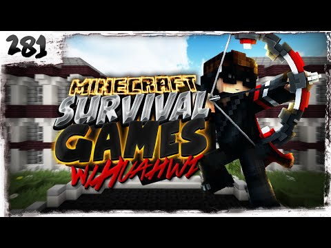 Minecraft Survival Games w/ Huahwi #281: 30 FPS Challenge