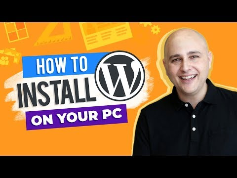 How To Install WordPress On Your Local Computer & Migrate To Live Web Hosting thumbnail