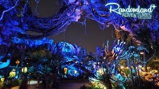 Pandora: Avatar at Walt Disney World
