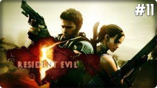 Resident Evil 5 Gameplay PL [#11] Poszukiwacze skarbów