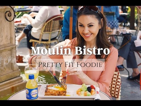 A Parisian Culinary Adventure at French Cafe Moulin Bistro