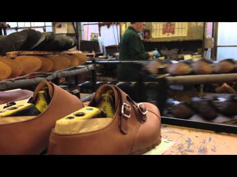 Northamptonshire's Shoe Industry: The Future. Part 1