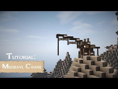 Full download minecraft medieval crane tutorial by jeracraft for Crane tutorial