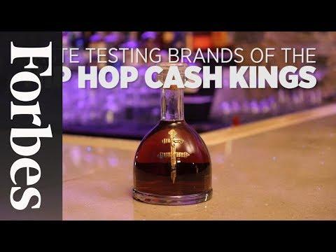 Taste-Testing Hip-Hop's Alcohol Brands