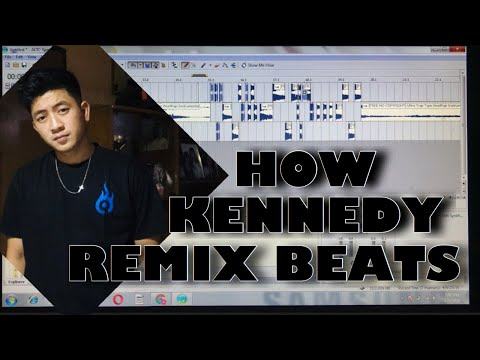 How To Remix Music Beats By Kennedy Cortez   ARKEN Vlog #8