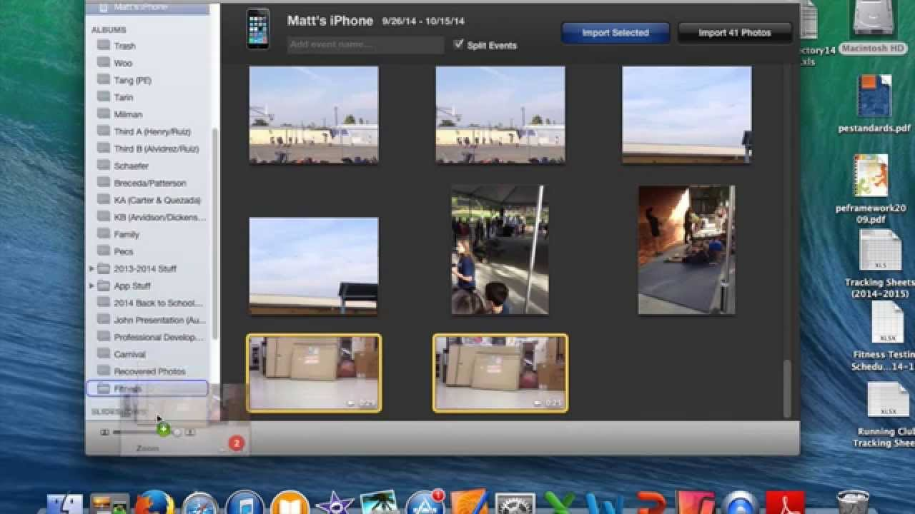 Where iPhoto Pictures are Located and How to
