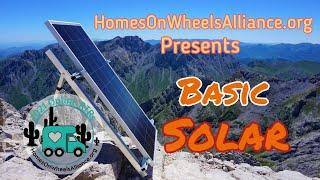 Basic Solar   2021 Virtual RTRs