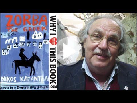 Luka van den Driesschen over Zorba The Greek - Nikos Kazantzakis