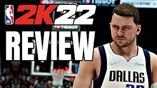 NBA 2K22 Review - The Final Verdict (Video Game Video Review)