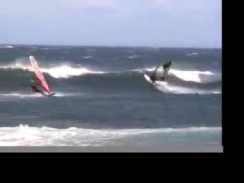 Windsurf Reunion 974 Ravine Blanche 14 04 07 Youtube