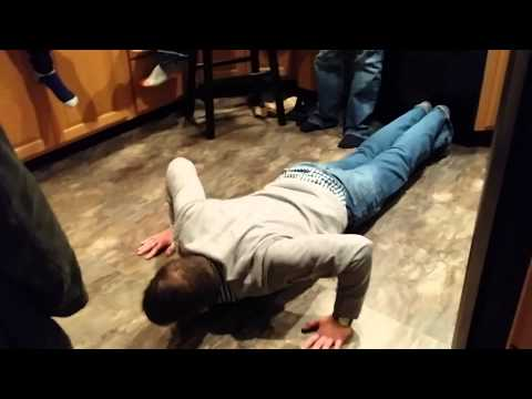 Thanksgiving Push-up Party