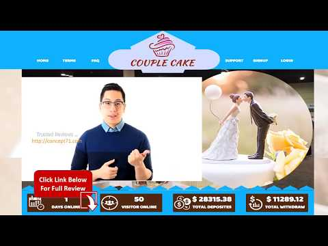 Couple-Cake.Party Review – Best Online Investment Site Or Scam?