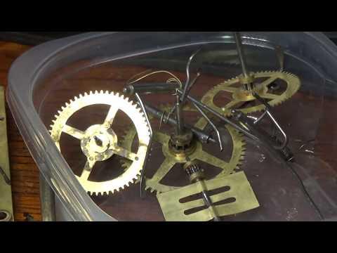 1886 Ingraham Amulet Kitchen Clock