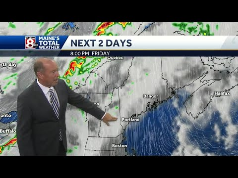 Summer ends as cooler temperatures return for the weekend