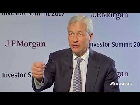 JPMorgan CEO: Government Will Close Down Crypto