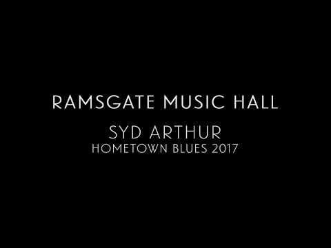 'Hometown Blues' live at Ramsgate Music Hall, June 2017