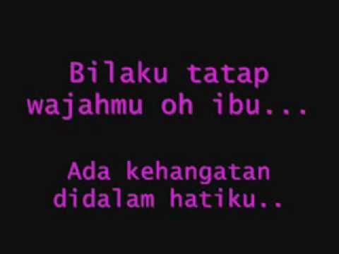 Lagu Untuk IBU Ku TERCINTA :*