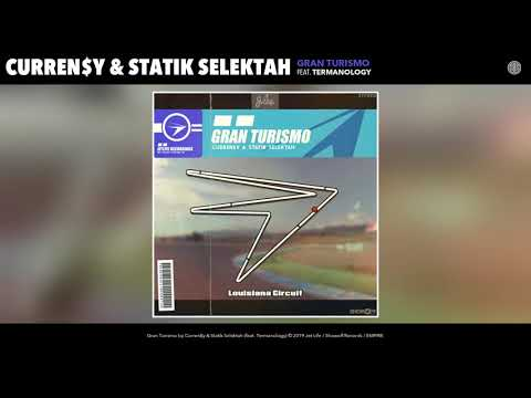 Curren$y & Statik Selektah - Gran Turismo (Feat. Termanology) (Audio) Mp3