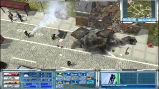 Beta 115: Cedimento strutturale