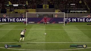 Penales América vs Chivas fifa 18