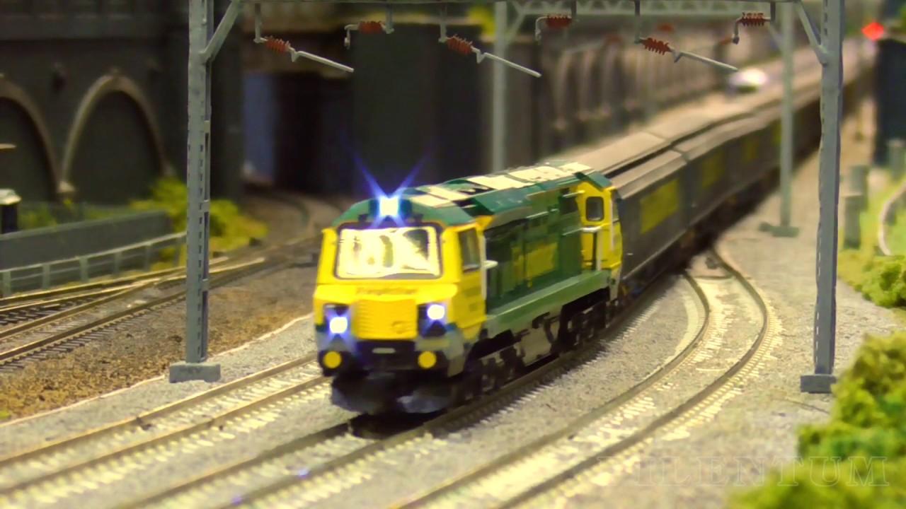 Heworth Sidings - Modular Exhibition N Gauge Model Railway Layout -  Yorkshire Area Society