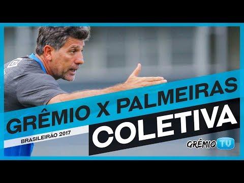 [COLETIVA] Pós-Jogo Grêmio x Palmeiras (Brasileirão 2017) l GrêmioTV