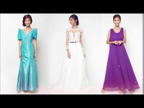 Gowns for Rent Manila by Damsel AVP IMPROVED Full HD 1080p