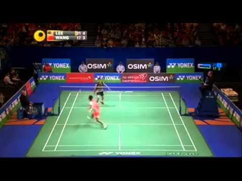 Lee Chong Wei vs Wang Zheng Ming (Highlight)