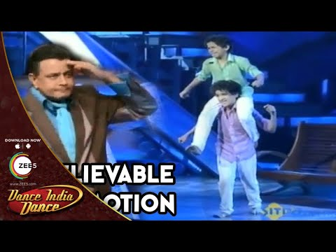 Faisal Khan & Rohan pull off an UNBELIEVABLE SLOW-MOTION Dance Performance! #Dance