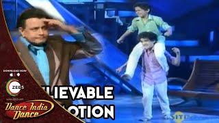 Faisal Khan  Rohan pull off an UNBELIEVABLE SLOW-MOTION Dance Performance! Dance