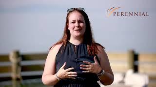 Laetitia Fasel, nouvelles collaboratrice chez Perennial SA