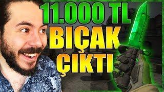 OYŞ 11.000 TL'lik M9 BAYONET EMERALD ÇIKARTTIM ! (Hayalimin Bıçağıydı) - UNLOST