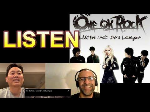 ONE OK ROCK - Listen (Ft Avril Lavigne)