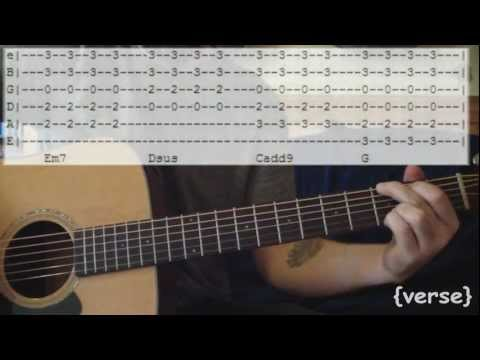 Good Riddance (Time of Your Life) by Green Day - Full Guitar Lesson & Tabs