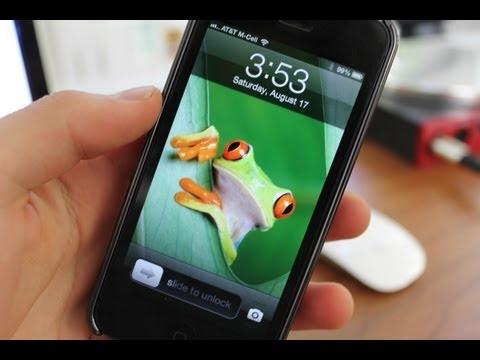 Top 5 Retina iPhone 5 Wallpapers! (HD)
